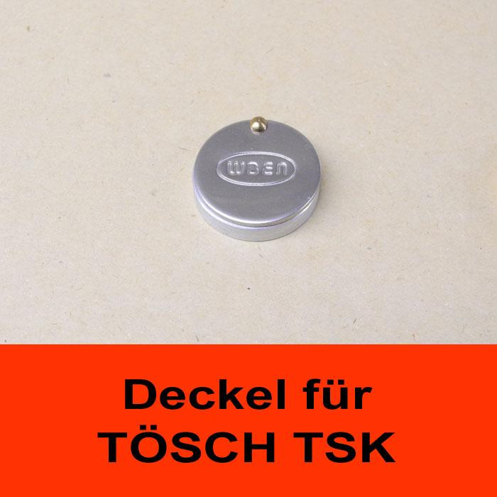 TÖSCH AK-TSK-CHROM Abdeckklappe für Türspione