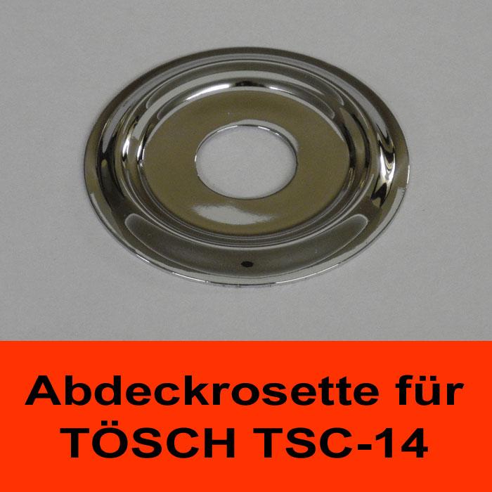 TÖSCH AR-TSC-14 Abdeckrosette für Türspione