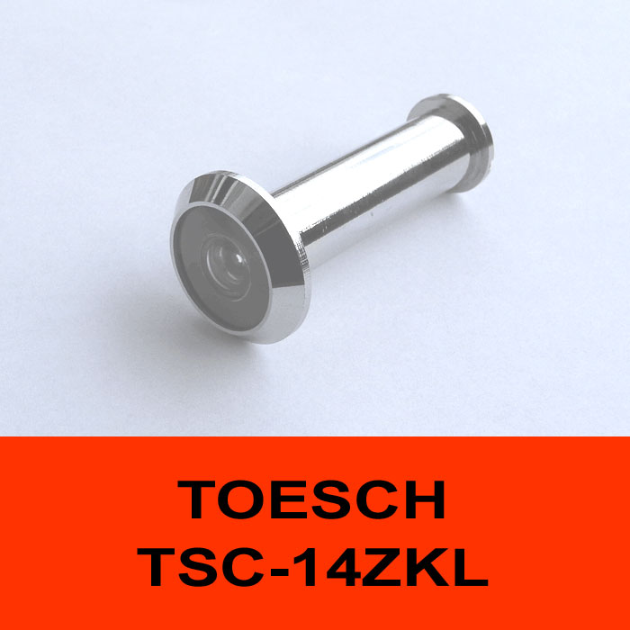 TÖSCH TSC-14ZKL door viewer City