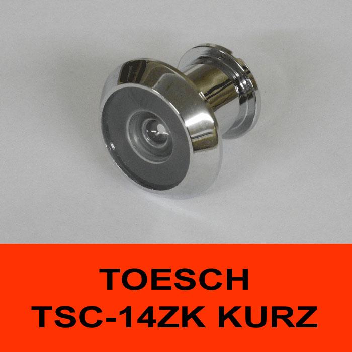 TÖSCH TSC-14ZK KURZ Türspion City