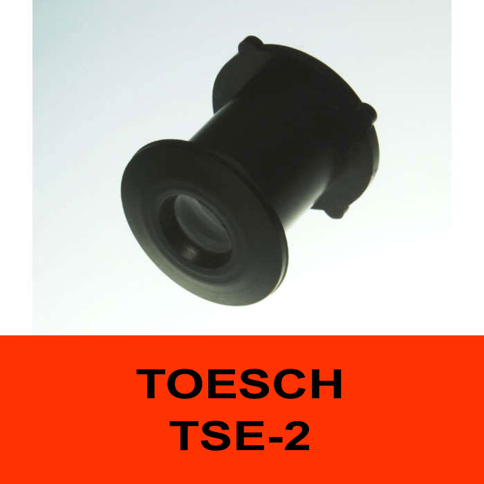 TÖSCH TSE-2 door viewer heat isolating