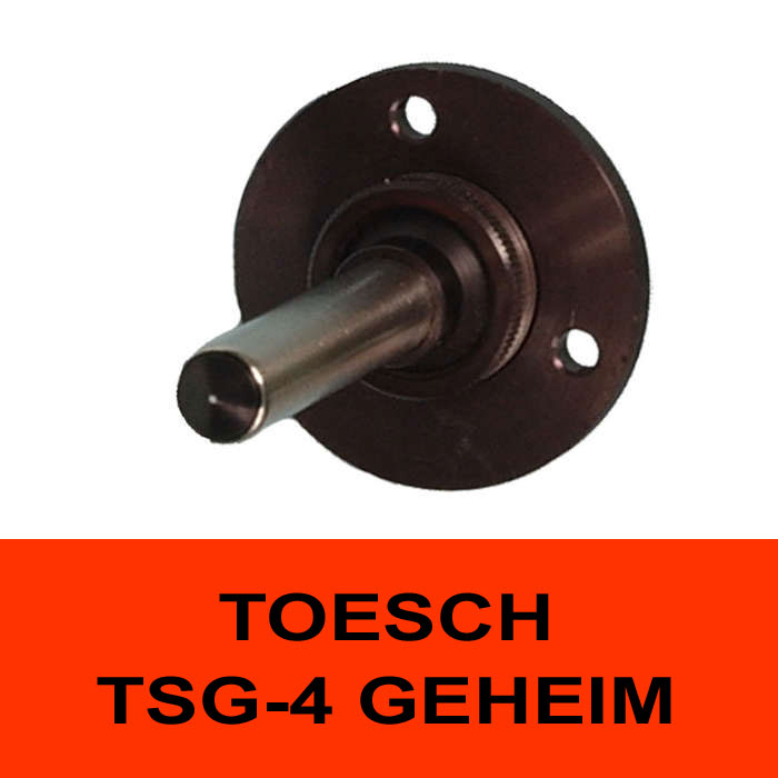 TÖSCH TSG-4 GEHEIM door viewer for secret observations