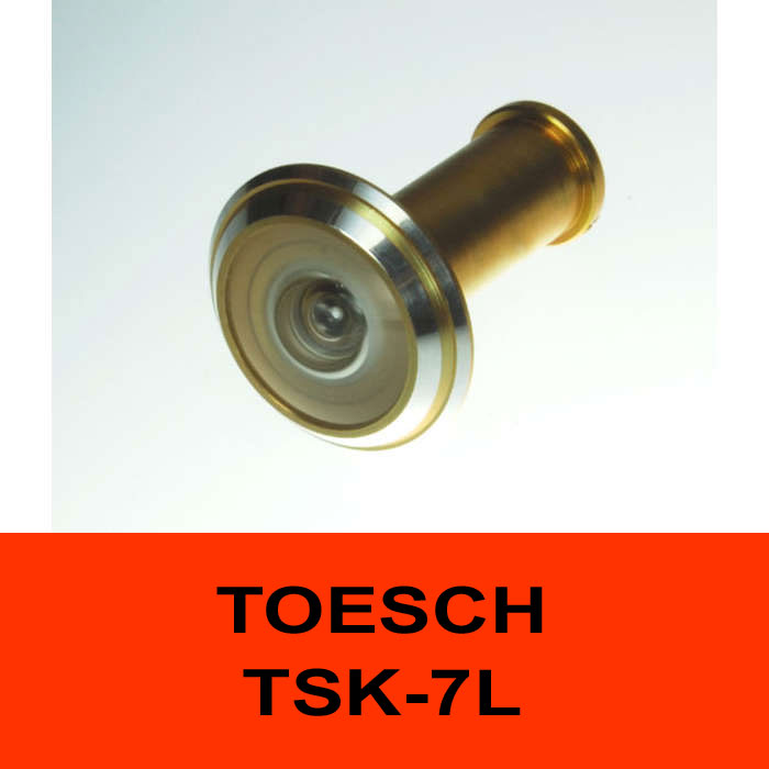 TÖSCH TSK-7L door viewer Komfort