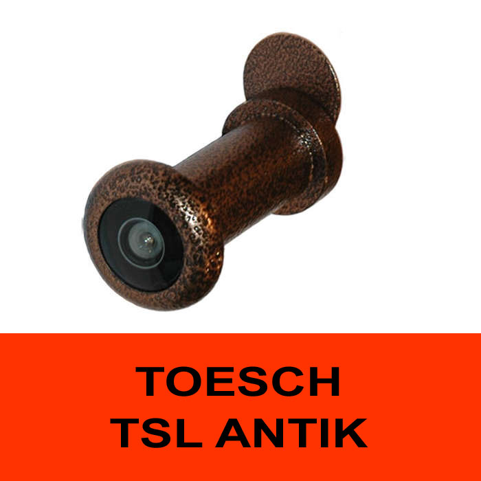 TÖSCH TSL-ANTIK door viewer Luxus