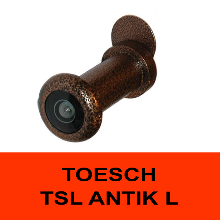 TÖSCH TSL-ANTIK L door viewer Luxus
